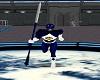 Blue Ranger Helmet M