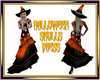 Halloween Skulls Dress