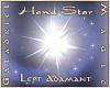 Hand Star  L Adamant