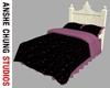 [ACS] CLASSIC PURPLE BED