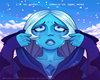 Blue Diamond's hair