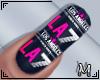 *M* Lashan Nails