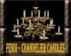 FENDi-Chandelier candles