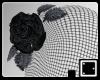 ` Black Rose Veil