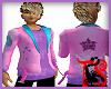 TS Pink Jacket N Tee