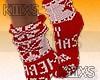 *Merry Christmas Socks