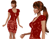 TF* Red Heart Dress