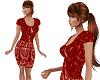 TF* Red Heart Dress