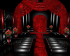 AC~ Wedding. Black/Red