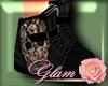 [G]GothicSkullSneakers