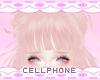 Ifeanyi bangs (pink) ❤
