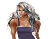 Hair GrayBlack Lizzy 5