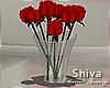 ❤ Roses Vase Decor