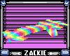rainbow hover board