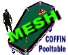 Coffin Pooltable *MESH