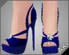 ~AK~ Elegant Heel: Navy