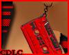 C.D.L.C `CaSsette Red