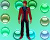 Fancy Rouge Suit