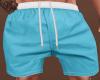AK Blue Summer Shorts