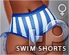 TP Swim Shorts - Blue