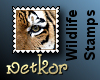 Wildlife Stamps: Tiger