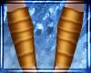 Magi Judal Gold Cuffs