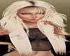 Brownish Blond Hair