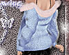 Teddy Coat Blue