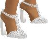 TD Bling,White Shoe