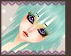 Mint Orika hair