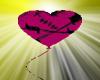 *Y* Balloon Emo Heart