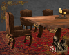 Steampunk Evening Table