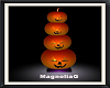 ~MG~ Pumpkin Floor Lamp