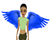 [AR] Blue Wings