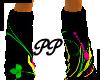 |CC|Retro Leg Warmers