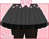 KID Skirt Black Hello
