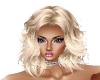 Hair Ash Blond Lizzy 506