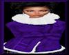 Perfect Coat Purplew/Fur