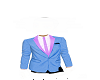 BabyBlue/Pink Blazer