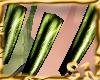 [sn] dragon green nails