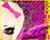 +Basic Hot Pink Bow+