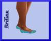 [B] Girlz Teal Blue