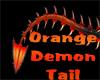 Orange Demon Tail
