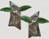 Wall Plants // Metal