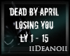 Dead By April-Losing You