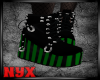 (Nyx) Cryptic Booties V5