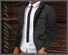 *A* Grey Suit Jacket