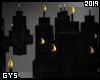 f| Nun | candles