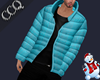 [CCQ]Mens Puff Jacket-B