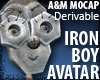 Adam - Iron Boy AVATAR